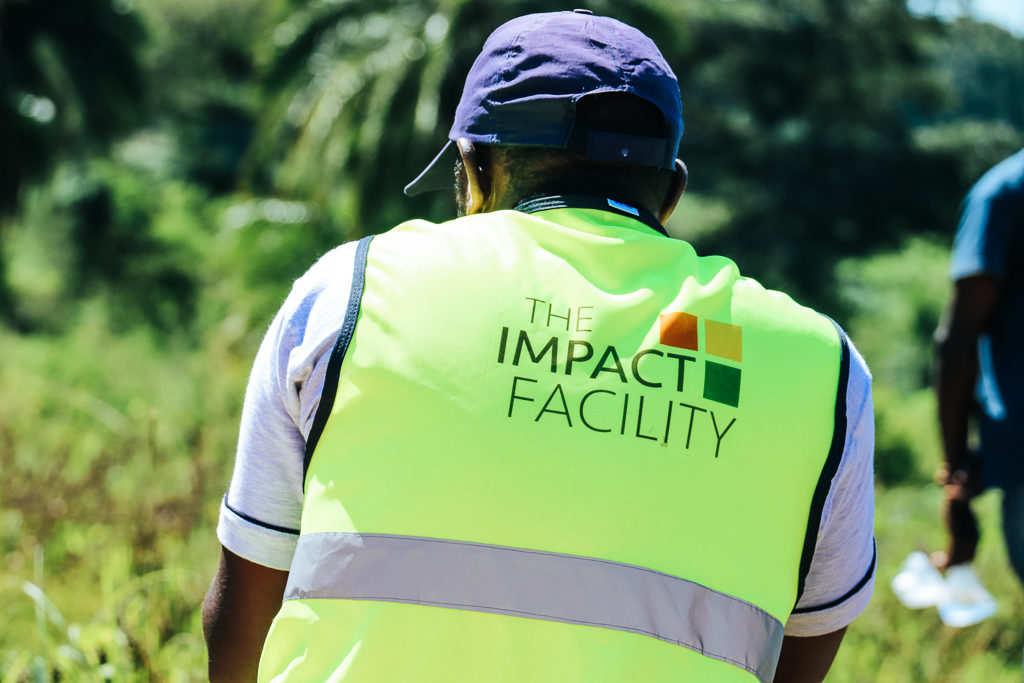 The impact facility staff