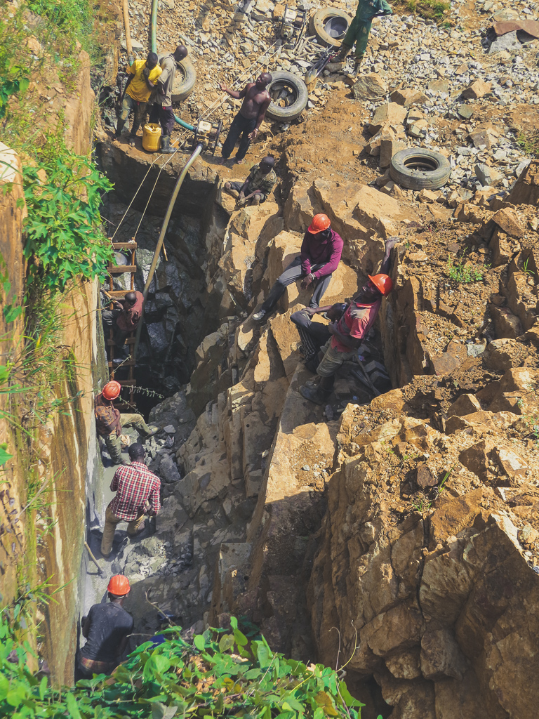 A boom in gold that lead to devastation for local communities